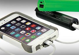 Cargadores de teléfono celular