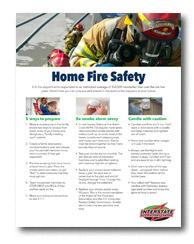 Pdf sobre seguridad y prevención de incendios en el hogar