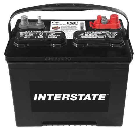 M-24DC Golf Battery