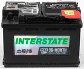 car and truck batteries interstate batteries 2018 Jeep Wrangler mtx line batteries