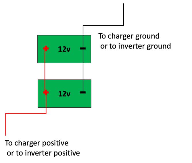 12 Volt Parallel Connection